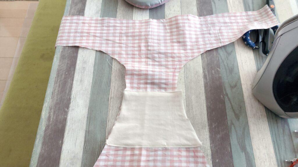 クラッチ縫う